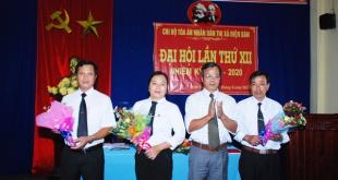 Ra mắt Chi ủy Chi bộ